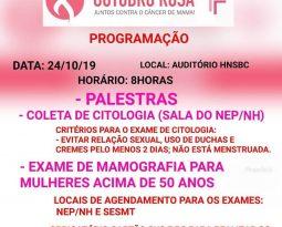 Outubro Rosa 2019
