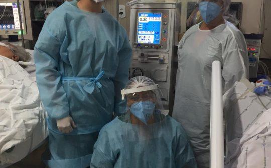 Hospital de Arapiraca inicia tratamento de diálise em pacientes da covid-19