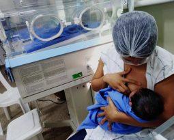 Mamaço movimenta programação do Agosto Dourado no Hospital Regional