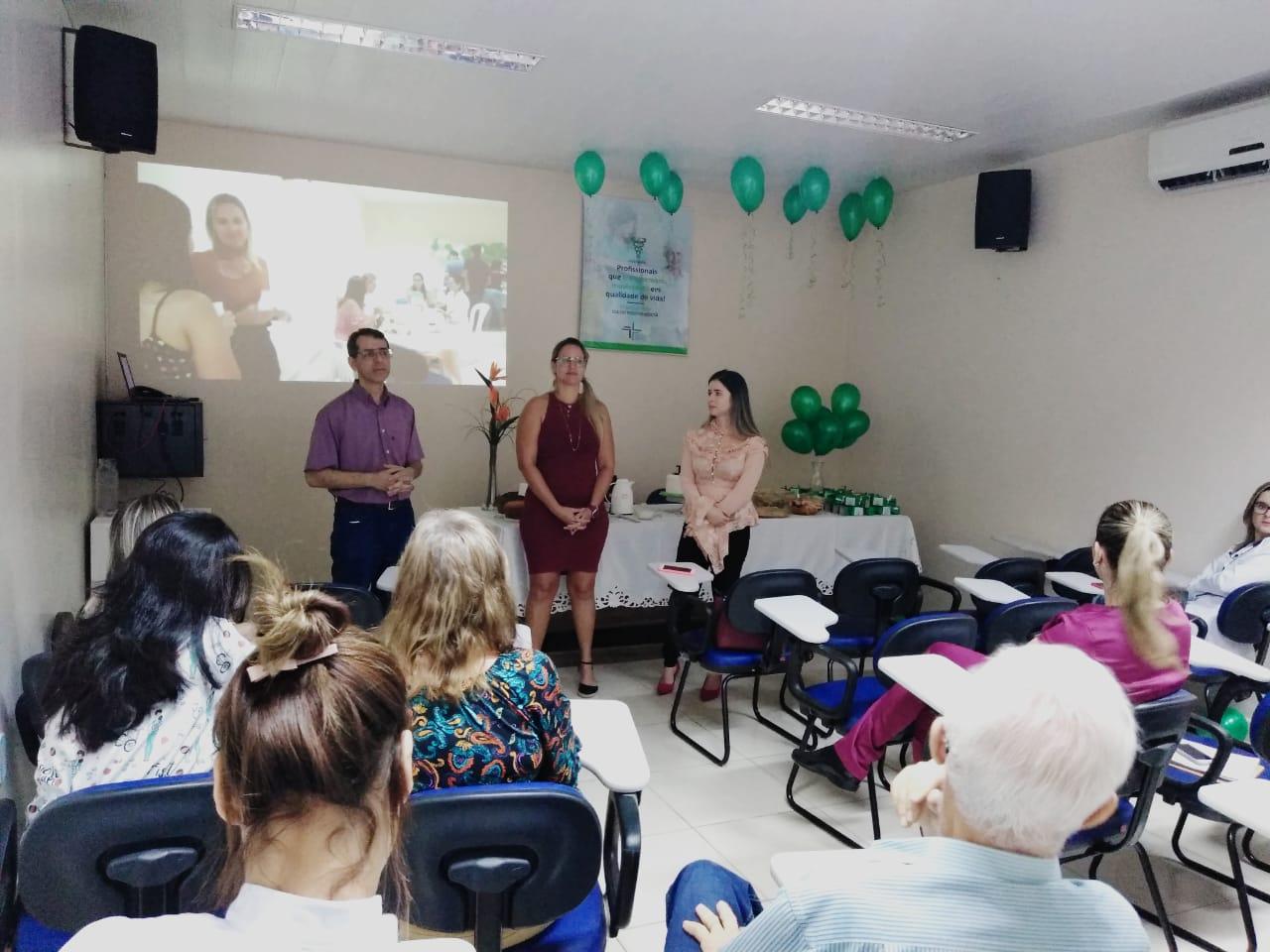 Hospital de Arapiraca comemora dia do Fisioterapeuta