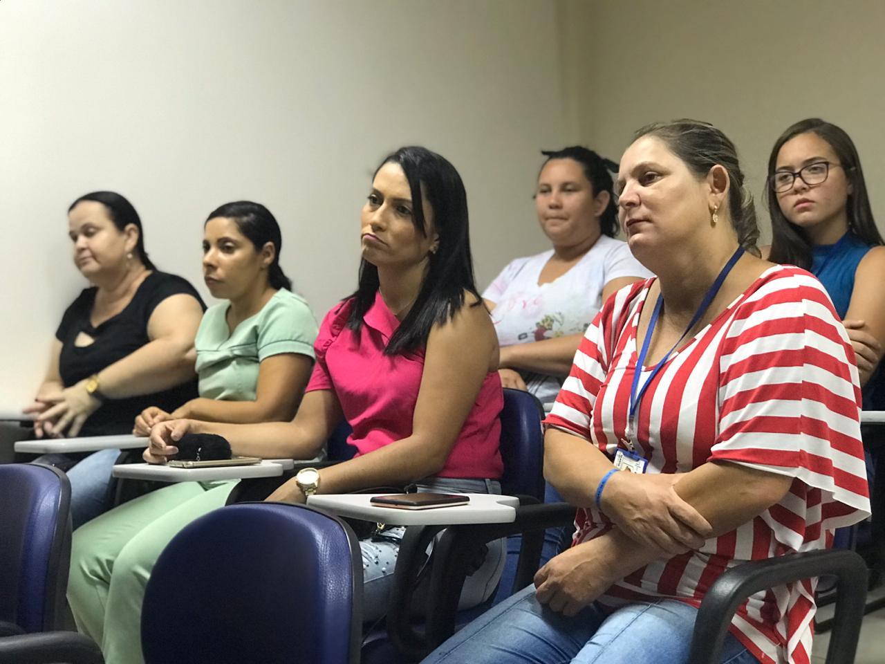 Saúde mental é tema de palestra no Hospital Regional de Arapiraca