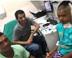 Cirurgia em Arapiraca possibilita reconstrução craniofacial em criança alagoana