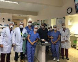 Profissionais participam de treinamentos para enfrentamento do Covid-19