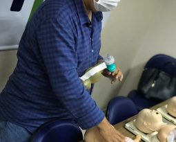 Profissionais são treinados para atendimento a casos de coronavírus em Crianças