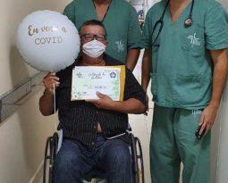 Media de permanência de pacientes da Covid-19 é de menos de cinco dias