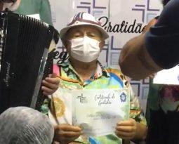 Afrisio Acácio tem alta do Hospital Regional após complicações pela COVID-19